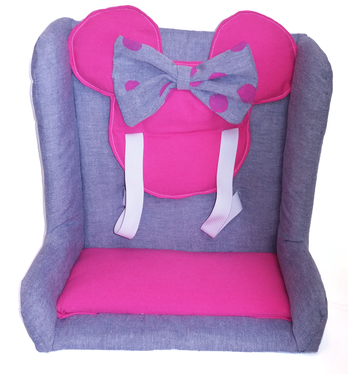 How To Make A Real Doll Car Seat