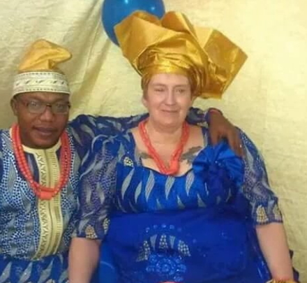 nigerian marries grandma europe