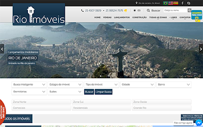 Lançamentos Rio de Janeiro RJ
