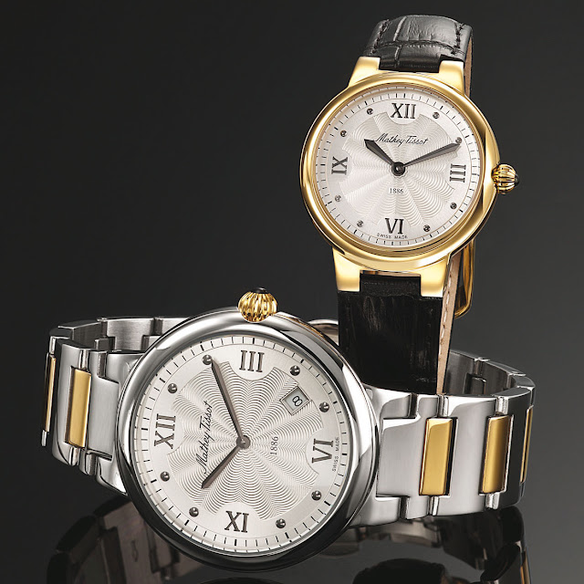 Mathey-Tissot Le Blanc Watch