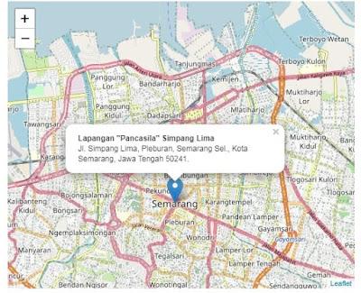 Alternatif Selain Menggunakan Google Maps API