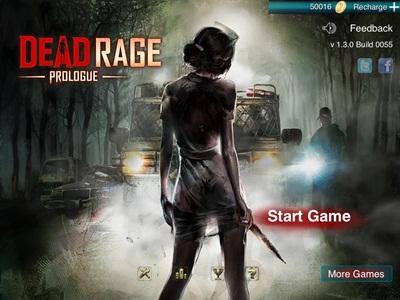 Dead Rage: Prologue HD v1.1.0 build 0022 apk