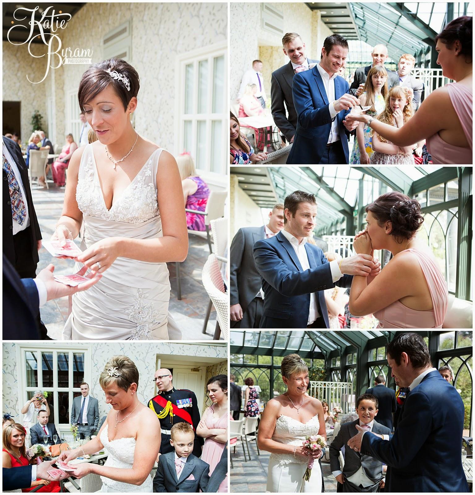 paul lytton wedding magician, two bride wedding, lesbian wedding, lgbt wedding, gisborough hall wedding, north yorkshire wedding photographer, katie byram photographer, same-sex couples, bex bridal, elizabeth george bridal, north yorkshire wedding venues