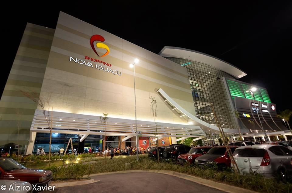 Shopping Nova Iguaçu abre as portas para o Arraiá d ajuda - Baixada ... 4c2cfea3b36ec