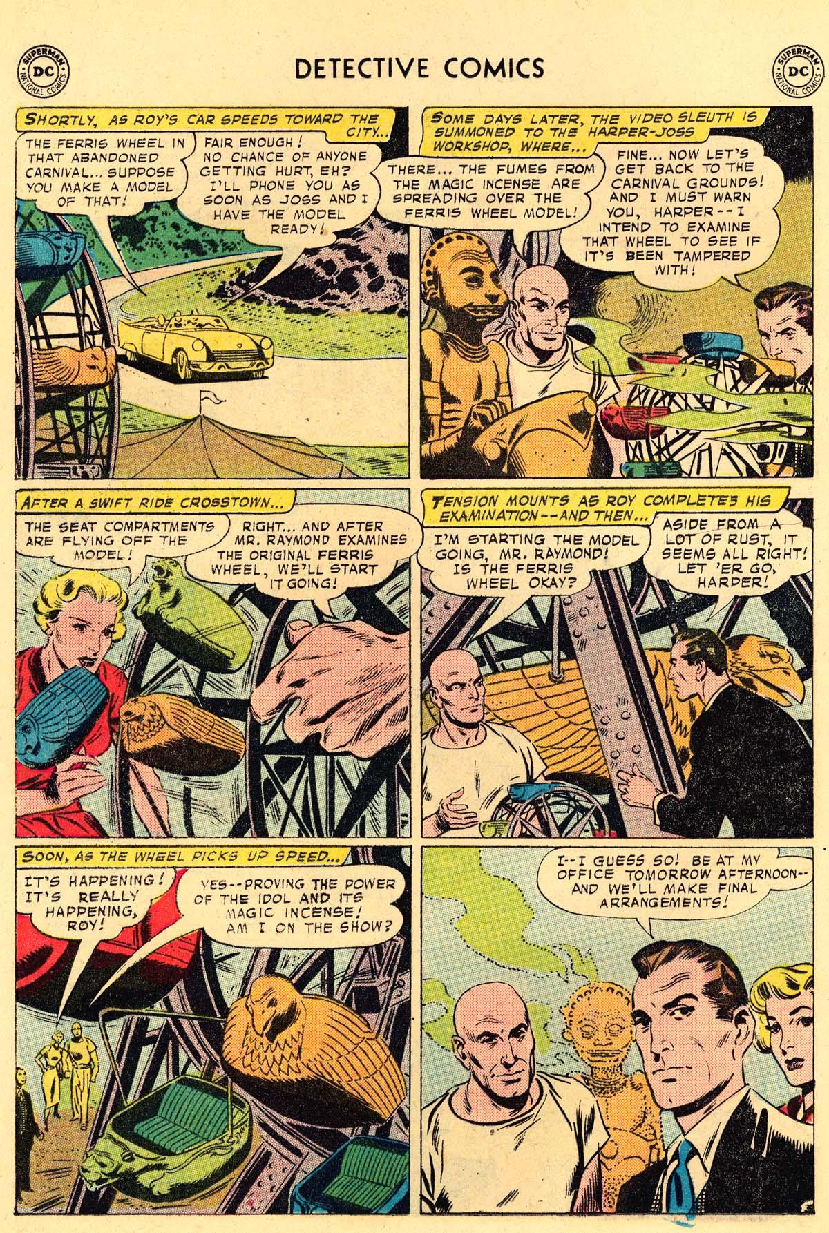 Detective Comics (1937) 259 Page 19