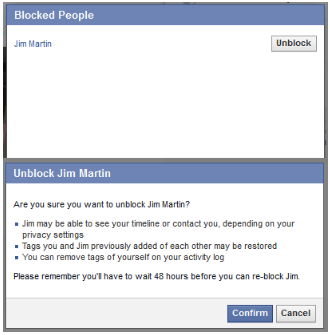 How Do You Unblock Somebody on Facebook