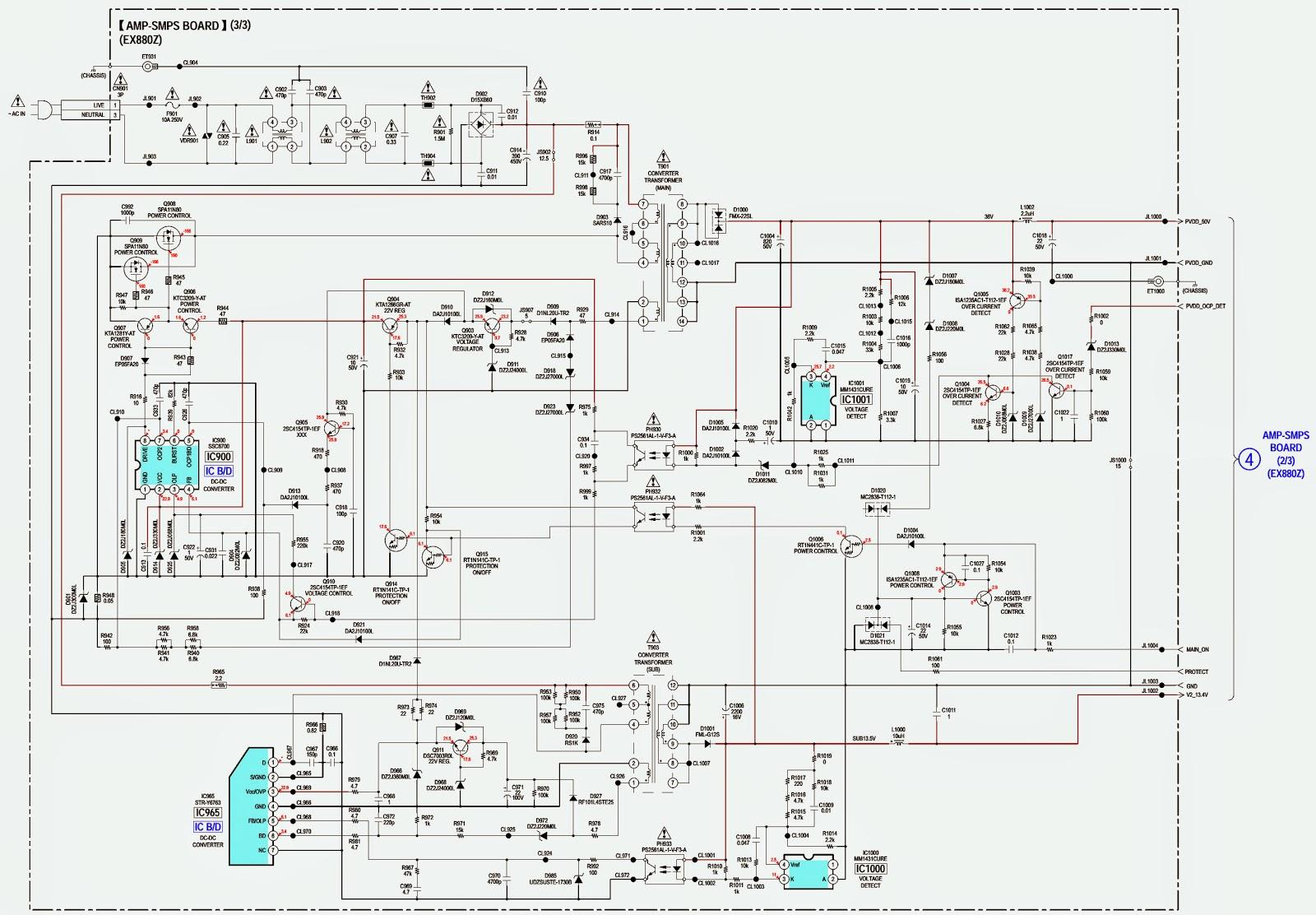 Sony Hcd Ex660z Ex880z Ex990z