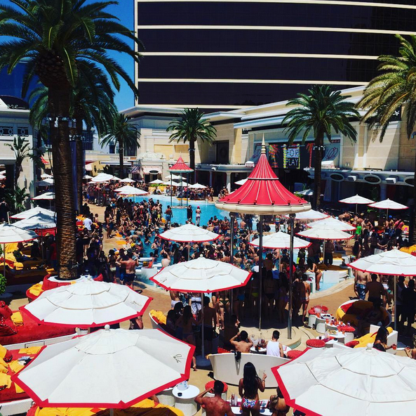 How Much Are Cabanas At Encore Beach Club
