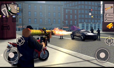 Chicago Crime Simulator 3D v1.1 Apk Mod Money