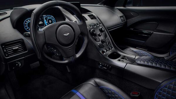 Aston Martin Rapide E - 5