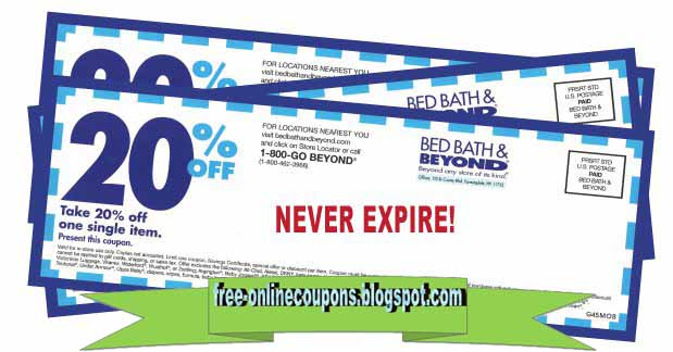 Bedbathandbeyond.com coupon 2018