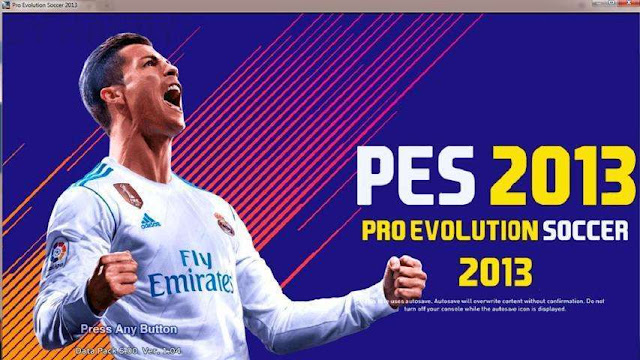 New Maystro Patch 2017-18 PES 2013