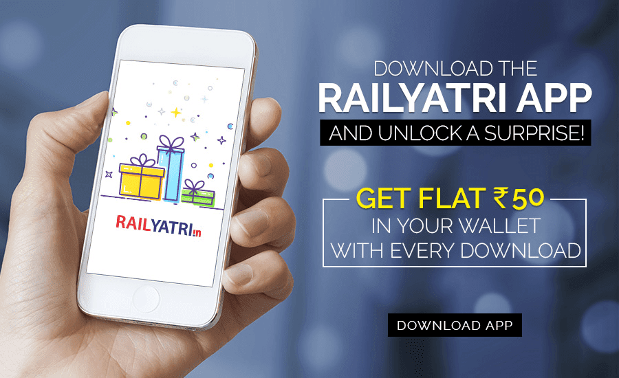 Railyatri Offer- Get Rs 375 discount On Train Ticket Booking