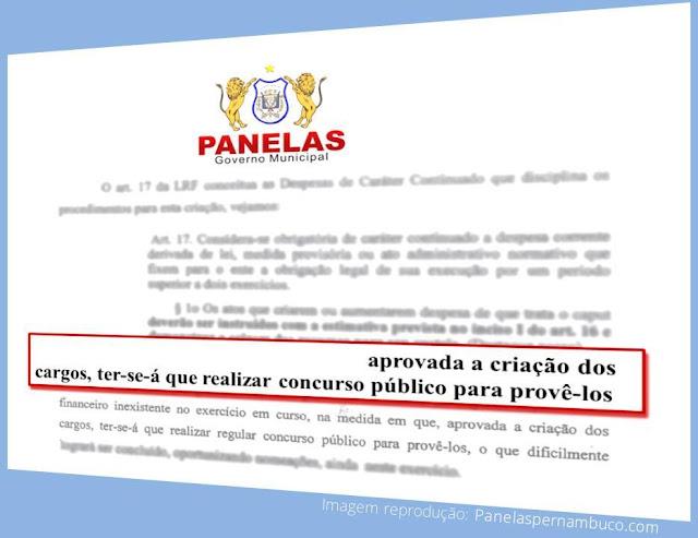 Caso aprovada a criação dos cargos referidos no Projeto de Lei 15/2015, ter-se-á que realizar concurso público para provê-los