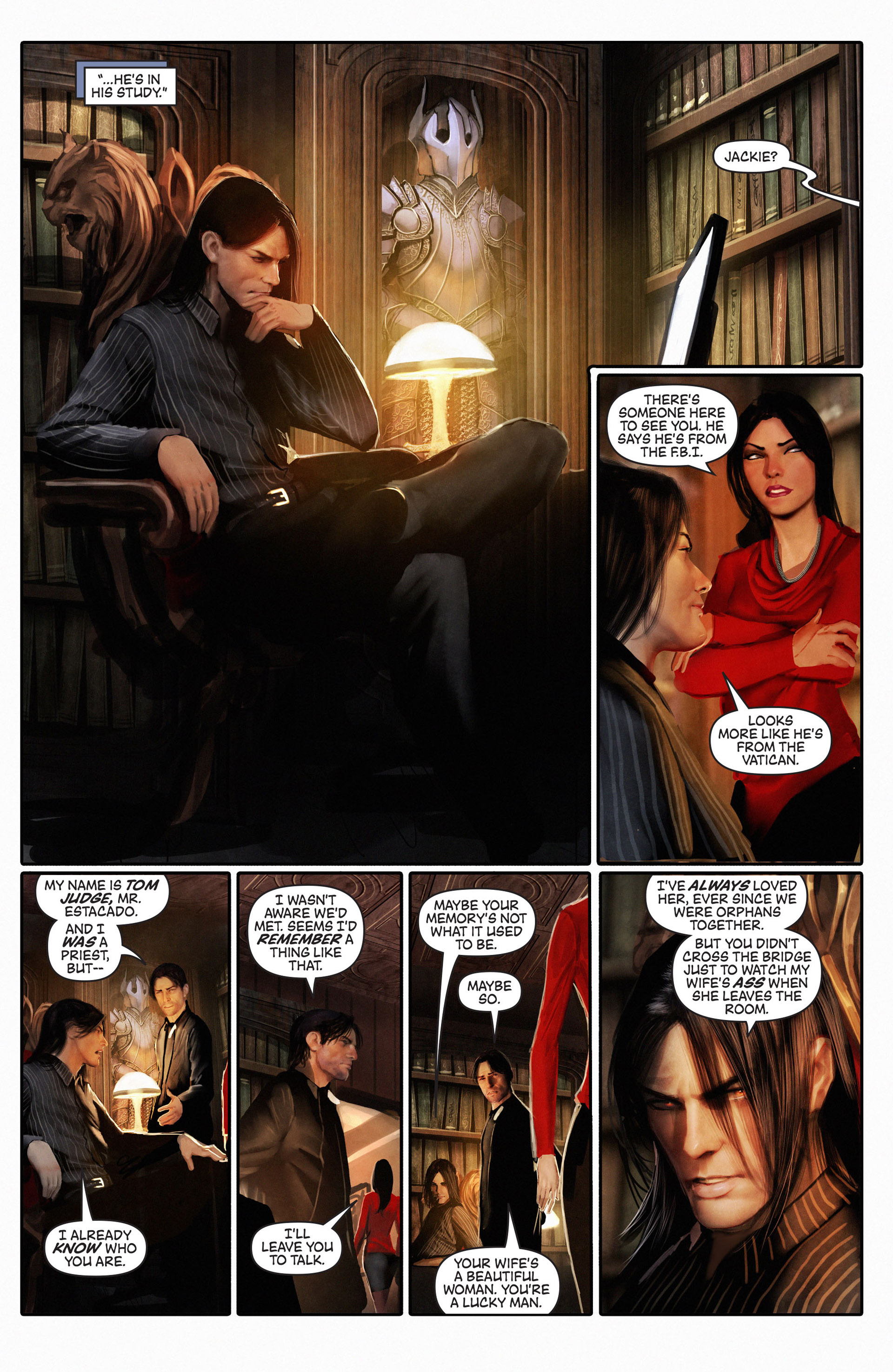 Read online Artifacts comic -  Issue #14 - 19