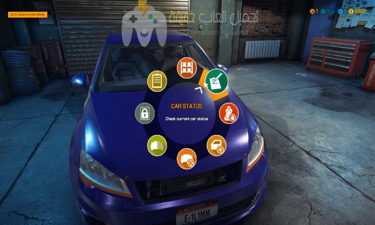 تحميل لعبة Car Mechanic Simulator 2018 للكمبيوتر