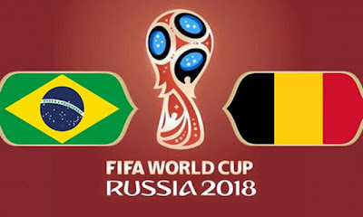 موعد عرض ومشاهدة مباراة البرازيل وبلجيكا في كأس العالم 2018 والقنوات الناقلة والحكم لهذه المباراة