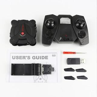 Drone 8992hw, Drone Selfi Portable Murah Harga Cuma 600.000 Ribuan