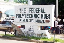 Federal Poly, Mubi Admission Form