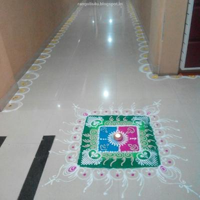 Welcome Rangoli Collection