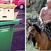 صندوق يشبه دونالد ترامب تحول إلى معركة بالفوتوشوب والنتيجة مضحكة