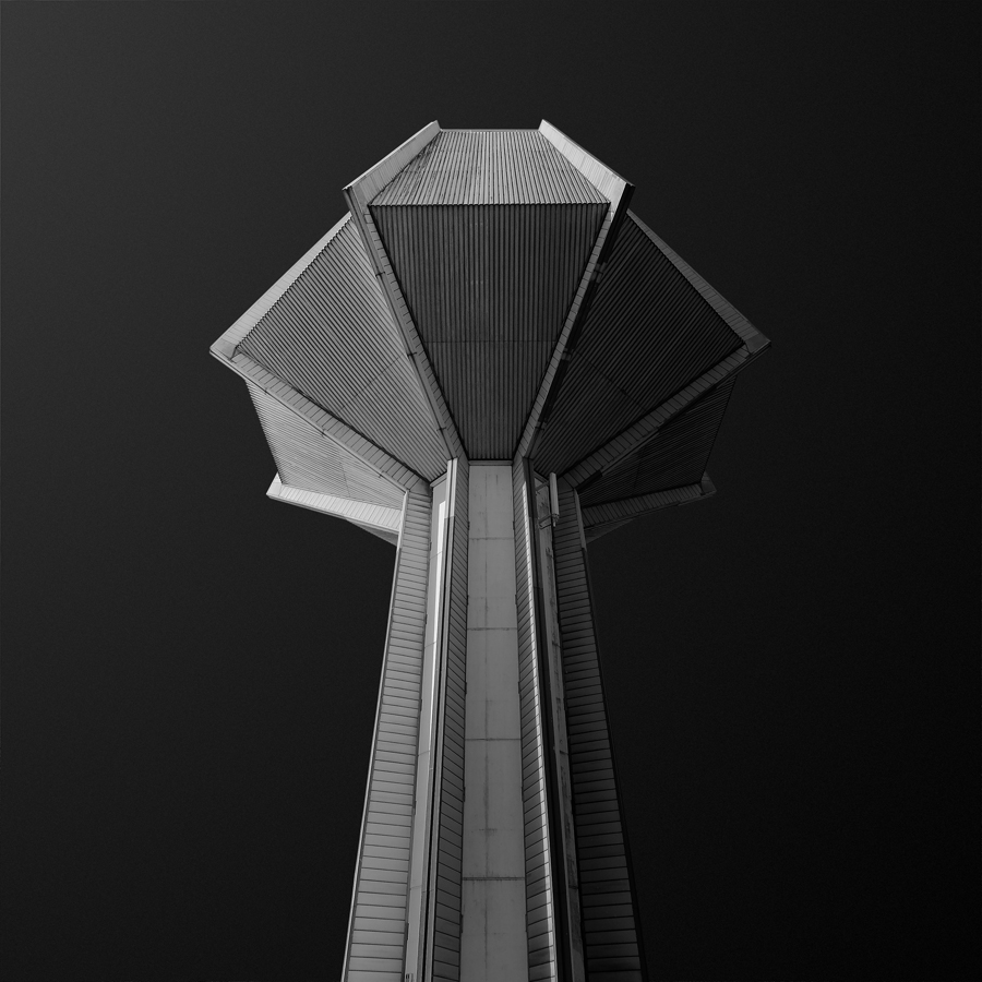 Water Towers of Luxembourg: A Pictographic Study. Gediminas Karbauskis