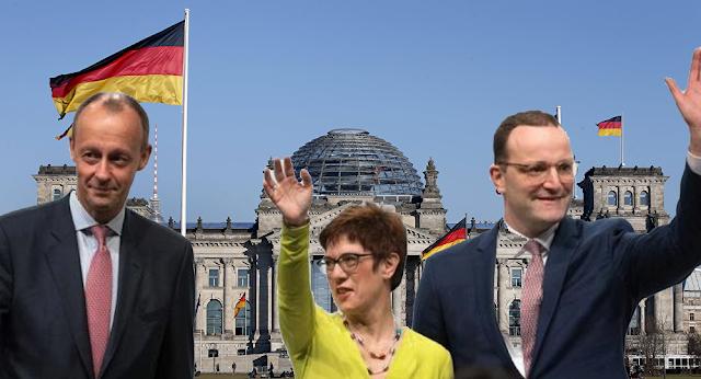 Γερμανία: Από τη σιδηρά καγκελάριο στον... Φρειδερίκο τον Μέγα;