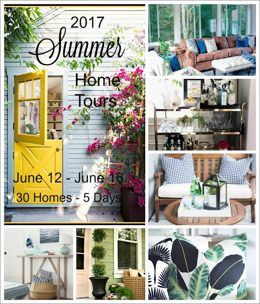 2017 Summer Home Tour - Wednesday Lineup