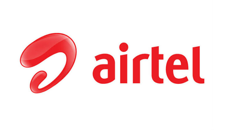 Share airtel data code
