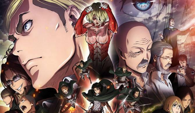 Đại Chiến Titan 3