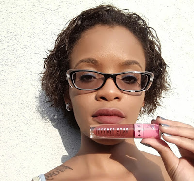 effree Star Cosmetics Velour Liquid Lipstick 'Unicorn Blood' swatch www.modenmakeup.com