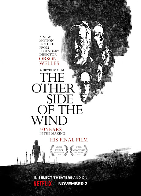 THE OTHER SIDE OF THE WIND (2018) ταινιες online seires oipeirates greek subs