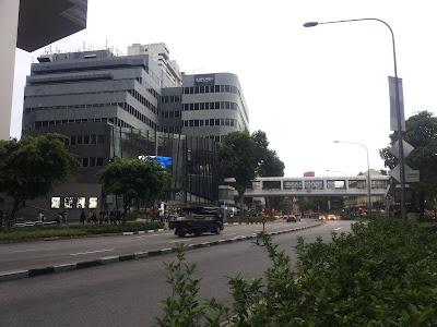 Wisata Singapura - 30 Prinsep Street