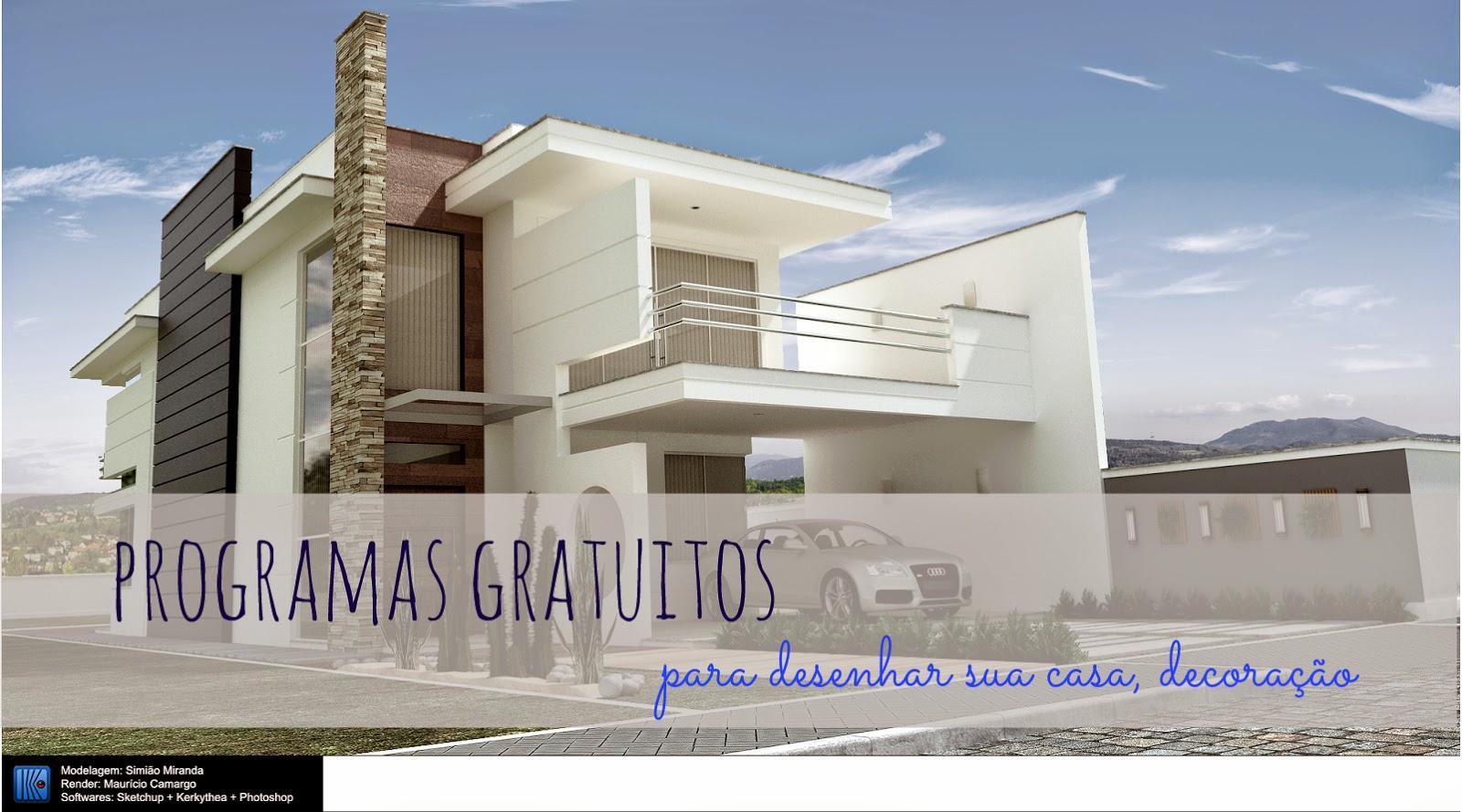 Desenhar planta de casas gratis online for Casa online