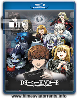 Death Note - Completo Torrent