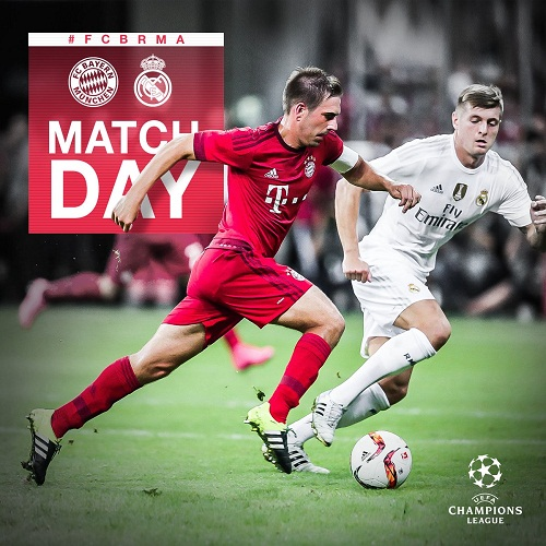 Bayern vs Madrid