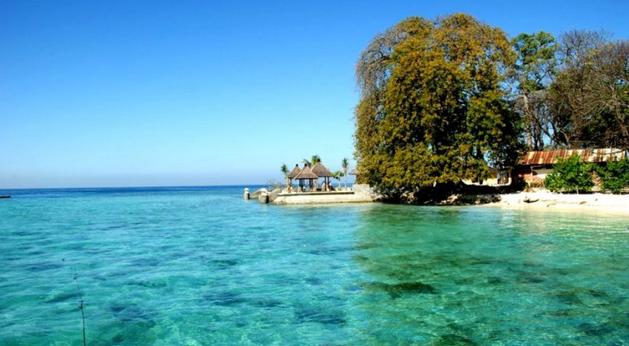Yuk!! Berkunjung Ke Pulau Pandang dan Pulau Salah Nama Yang Terletak di Batubara Sumatera Utara