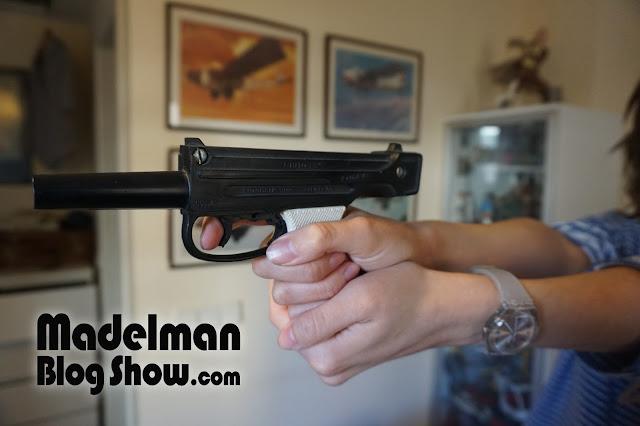 """Pistola de Juguete """"Chito 88""""  AUTOMATIC 300 de Ruymhere 1"""