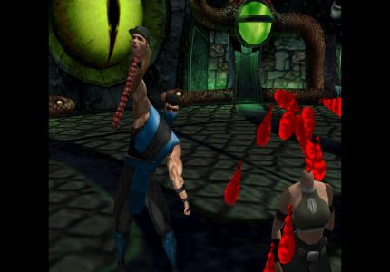 Mortal Kombat Gold PC Game Free Download