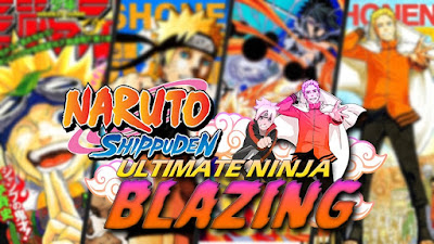 game anime android terbaik - Naruto ninja blazing