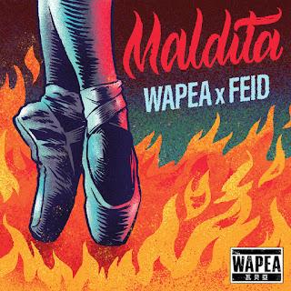 Wapea & Feid – Maldita (Single) [iTunes Plus AAC M4A]