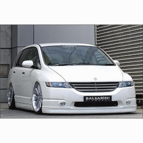 Body Kit Honda Odyssey RB1 Balsarini 2003-2006