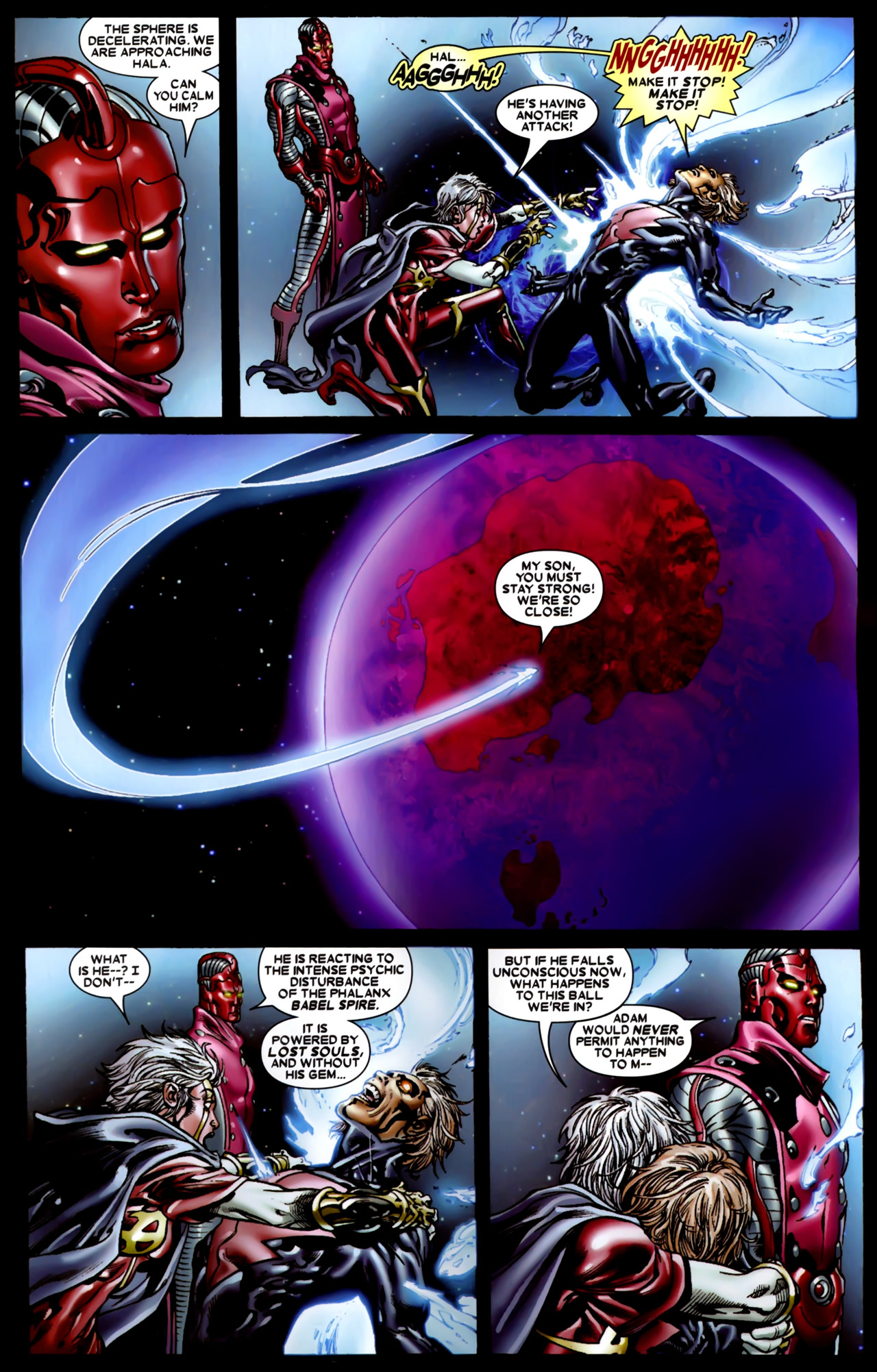 Read online Annihilation: Conquest comic -  Issue #4 - 11
