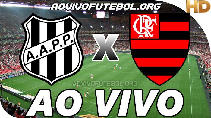 Assistir Ponte Preta x Flamengo Ao Vivo