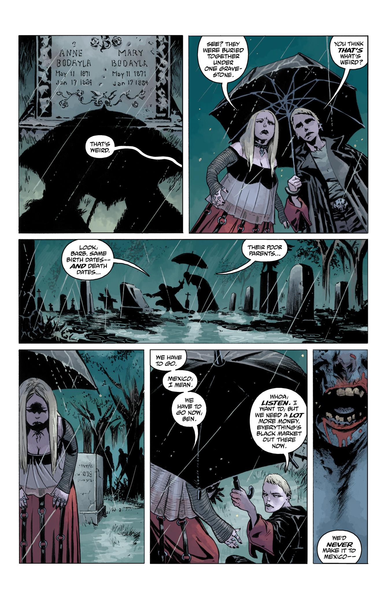 Read online Abe Sapien comic -  Issue #10 - 14
