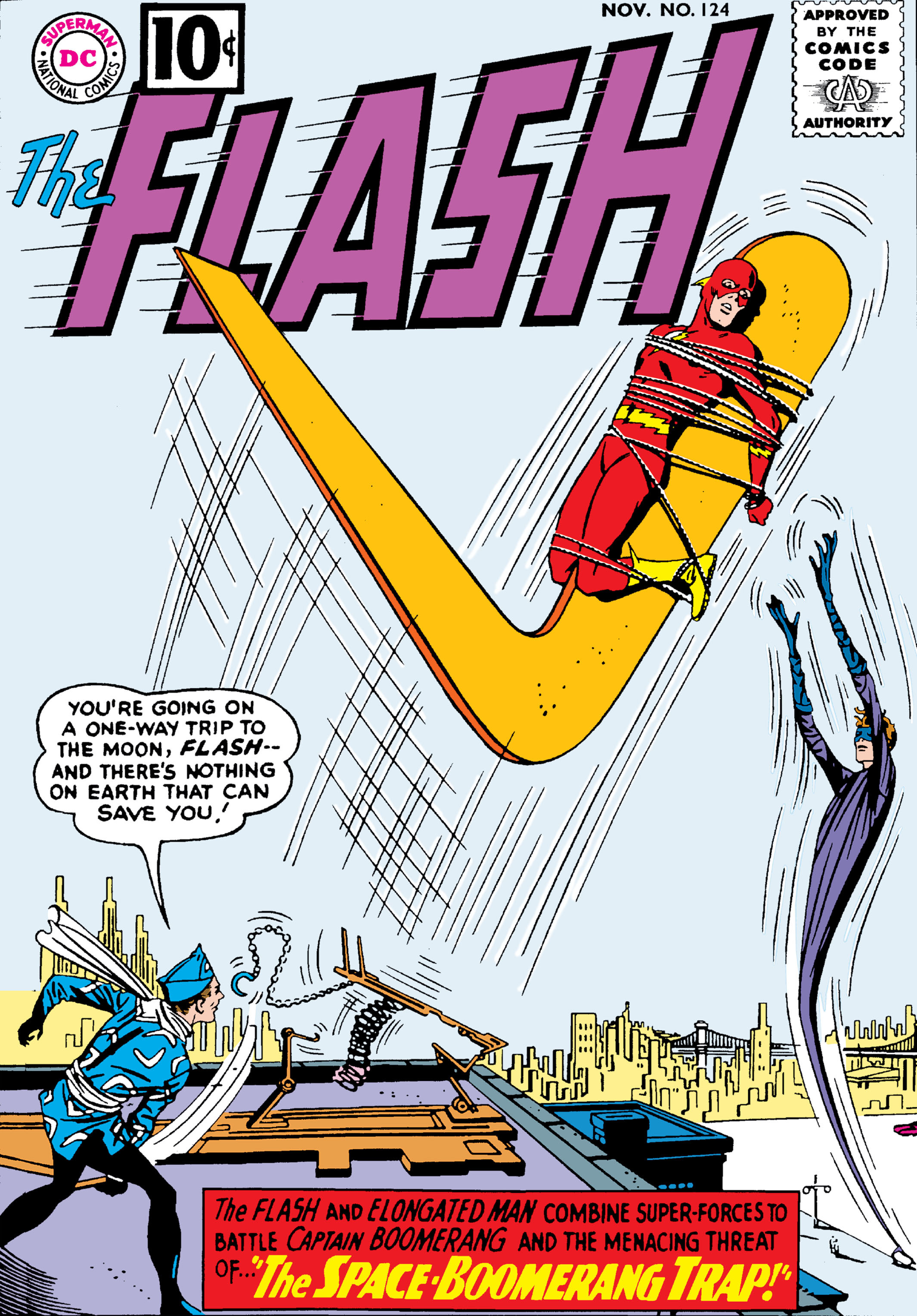 The Flash (1959) 124 Page 1