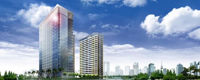 Phối cảnh tổng thể Chung cư Vinata Towers