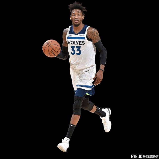 NBA 2K19 Robert Covington Portrait Update