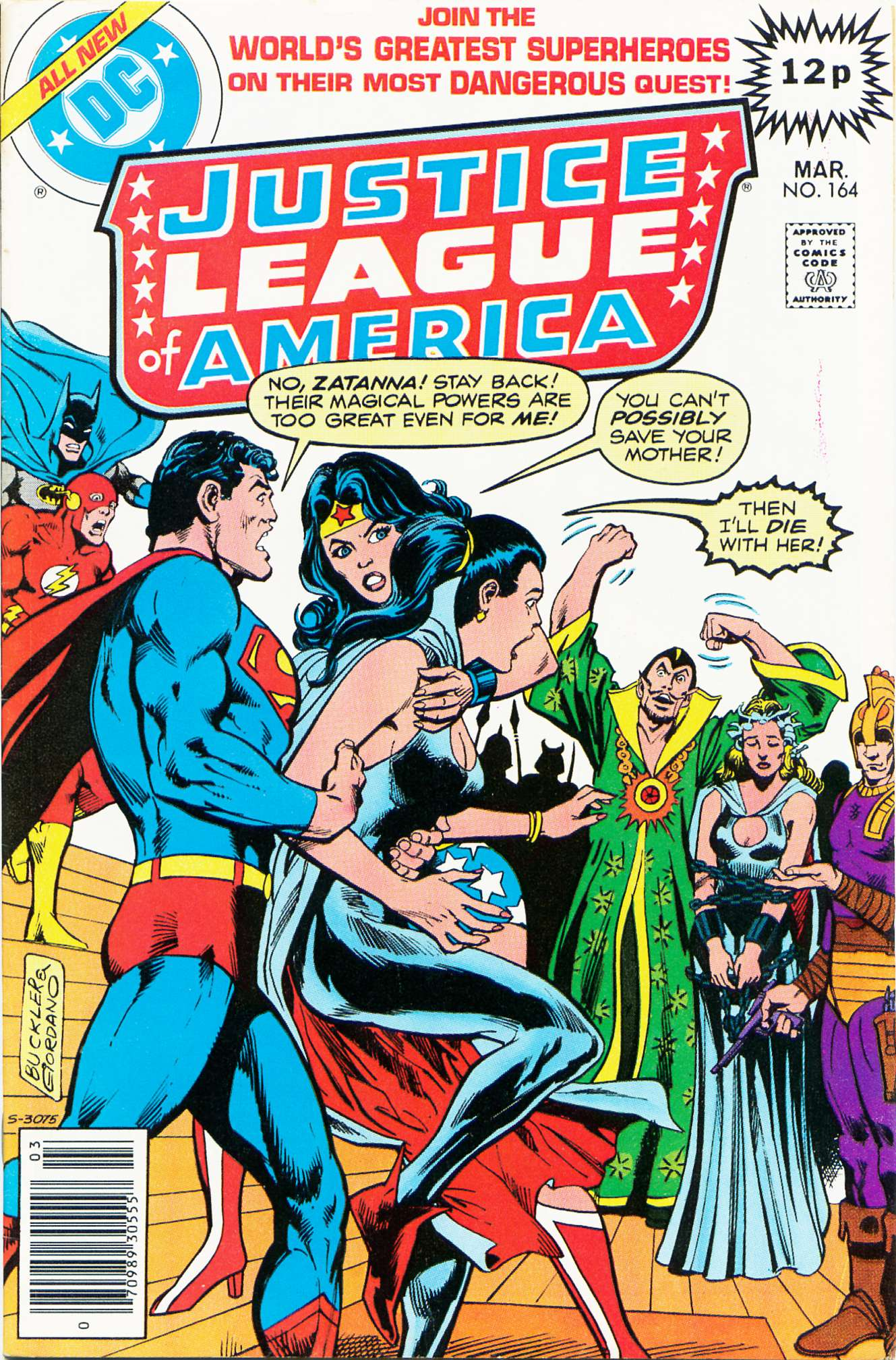 Justice League of America (1960) 164 Page 1