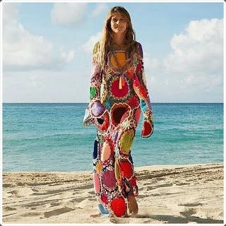 Elişi Elbise Modelleri - Moda Tasarım 25